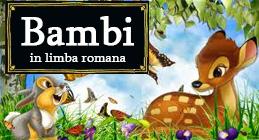 Povesti - Bambi dublat in limba romana