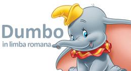 Desene animate - Dumbo in limba romana