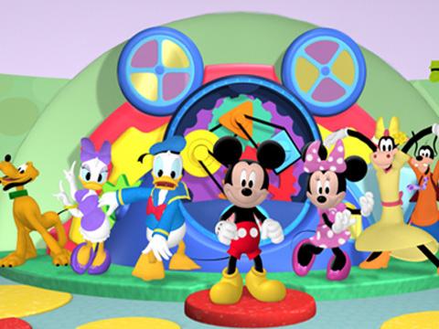 Mickey Mouse - Cavalerul Goofy