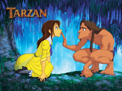 Povesti - Tarzan, dublat in limba romana