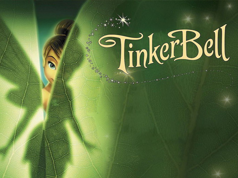 TinkerBell - Clopoțica - Clopotica si aventurile ei in lumea oamenilor