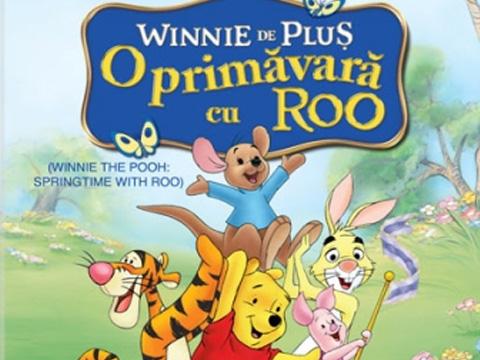 Winnie De Pluş - O primăvara cu Roo